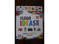 THE LEGO IDEAS BOOK - BRAND NEW