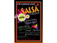 Willenhall Weekly Salsa Classes