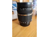 Tamron AF 18-200mm lens to fit Sony DSLR
