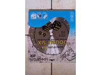 OX SPECTRUM 300/20 DOUBLE SIX DIAMOND CUTTING DISC