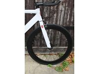 Special Offer Aluminium Alloy Frame Single speed road bike fixed gear racing fixie bicycle CT5