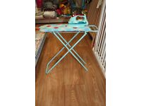 ELC Ironing Board & Iron with sounds