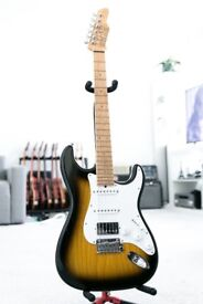 2012 Tyler Classic S in Two Tone Sunburst made in USA