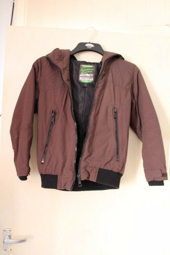 Older Boys and Younger Boys Coat for sale