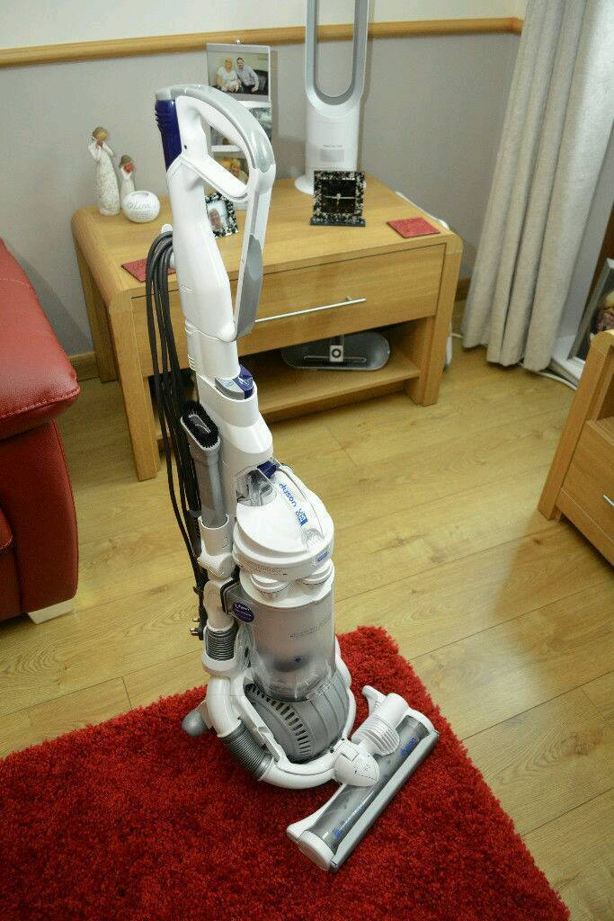 Dyson DC25 Animal in White Limited Edition