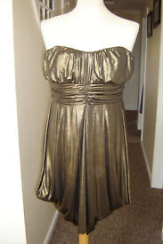 PARTY DRESSES FOR SALE SIZE 8-22....ALL UNDER £10 EACH....