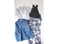 Toddler Girl Clothes Bundle, 12-24 months
