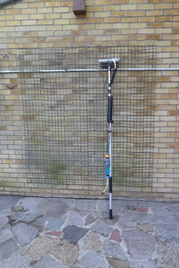 Telescopic Window Cleaning Brush