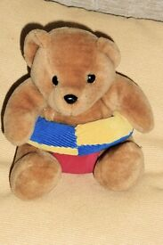 Teddy Cuddly Toy with Swimming Trunks and Swim Ring, Lots of Other Toys Available, Histon