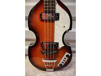 Hofner Beatles violin bass guitar