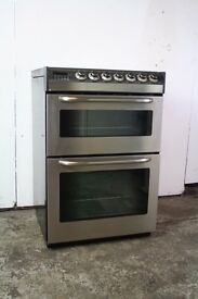 Zanussi 60cm Ceramic Top Cooker.Digital Display.Good Condition.12 Month Warranty.Delivery Available.
