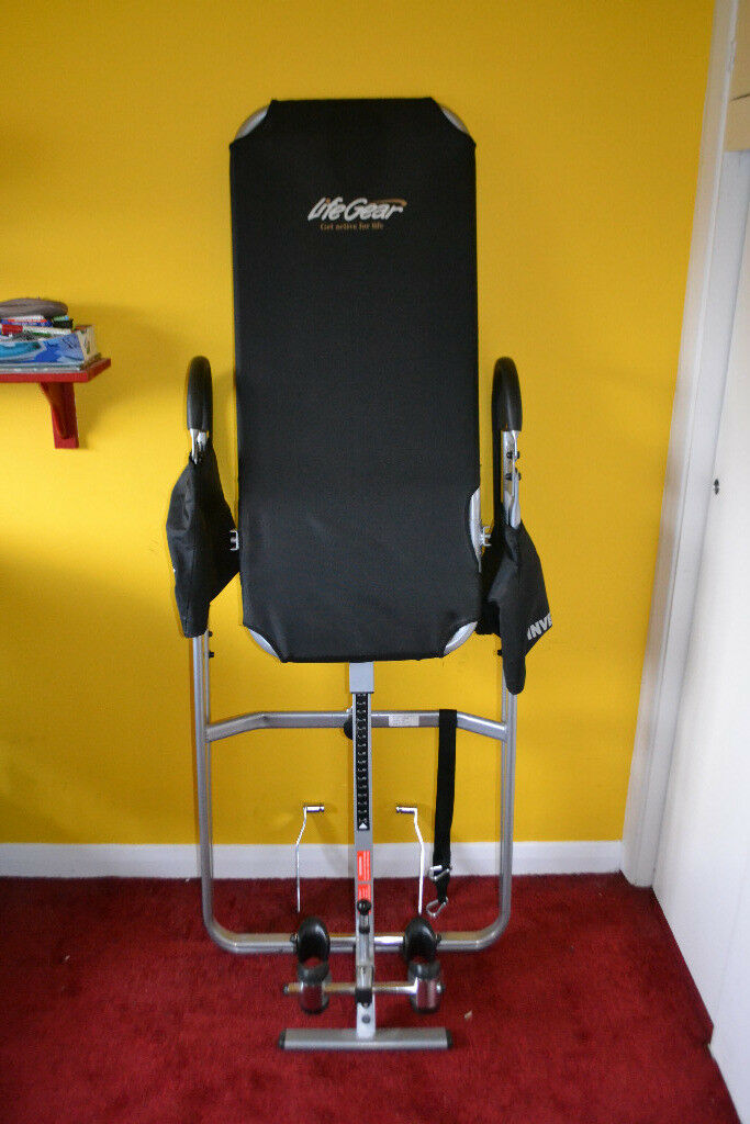 Lifegear Inversion Table In Oxford Oxfordshire Gumtree