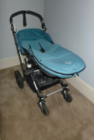 Bugaboo Chameleon with complete travel system. Imaculate condition.