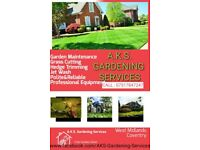 Professional Gardening Services in Coventry!
