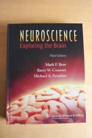 Neuroscience. Exploring the Brain, 3rd Ed.