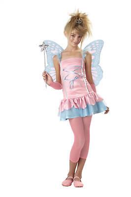 Butterfly Fairy Princess Tween Child Costume - Tween Fairy Costume