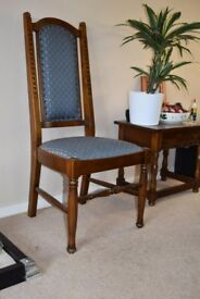 Nathan Traditional Oak Chairs