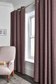 Next purple/mauve curtains