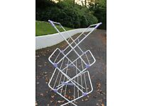 Minky Indoor Clothes Airer / Clothes Horse Excellent order