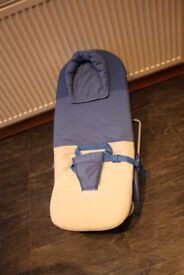 Baby bouncer - Blue