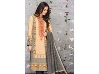 Al karam designer Salwar kameez size large