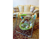 Baby swing Fisher Price for 6-12 months