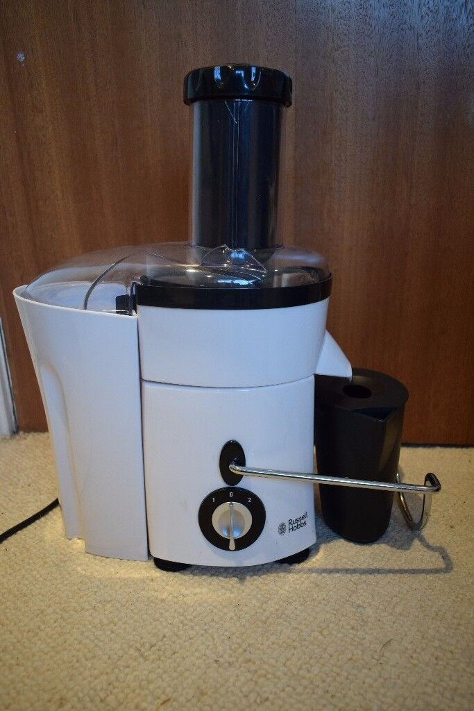 Russell Hobbs Aura whole fruit juicer for sale - excellent condition