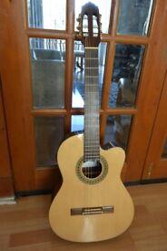 Hand Made Lamaq Classical Guitar