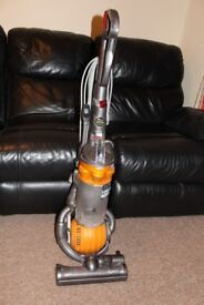 Dyson DC25 MULTI FLOOR BALL Vacuum Cleaner Baglees Hepa Hoover