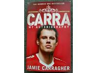CARRA MY AUTOBIOGRAPHY JAMIE CARRAGHER