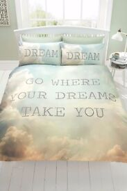 Dreams Duvet Set.