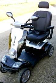 Mobility scooter 8mph 3mth warranty we