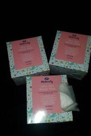 Ultra slim maternity breast pads