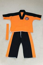 Tiger cubs - Taekwondo outfit (3-4yrs)