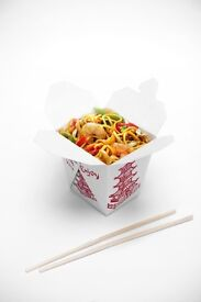 Wok / Pasta Chef for Pan Asian Concept