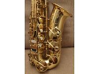 Selmer Paris Series III alto saxophone