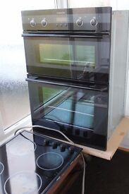 Electrolux Double Oven and Hob