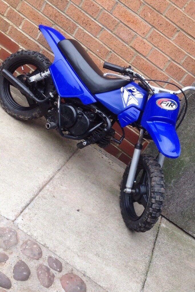 Yamaha pw 50 £595 ono
