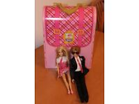 Barbie Princess charm school plus two dolls