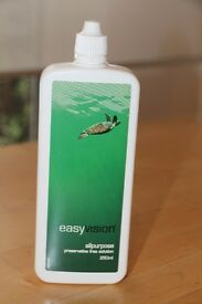 Specsavers EasyVision contact lence solution 250ml x 4