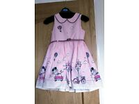 Next Girl's occasion/party dress (age 3-4 yrs (104cm))
