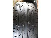 Dunlop SP Sport 225 45 17 Tyre x1