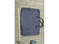 "Large 36"" x 24"" Fishing keep net bag with zip and handle"