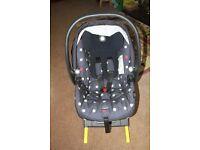 Mamas and Papas Prima Viaggio IP Car Seat