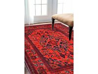 Handmade Afghan Rug sale at best price from Rugs and beyond