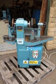 Viceroy TDS6 Bowl Turning Lathe. Inverter conversion - 240V. Great condition. Delivery available.