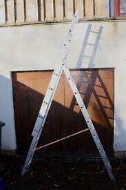 4 Way Extending Combination Ladder