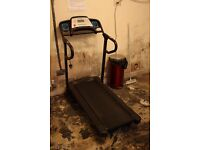 York Fitness Folding Treadmill