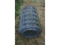 WIRE NETTING for FENCING