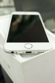 iPhone 6 - 64 GB / SILVER / UNLOCKED / BOXED WITH Warranty